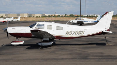 N576WS - Piper PA-32-301XTC 6XT - Private