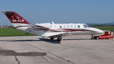 9A-CLN - Cessna 525A CitationJet 2 Plus - Private