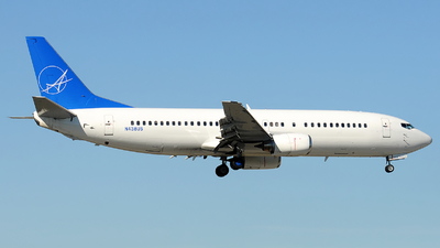 N438US - Boeing 737-4B7 - iAero Airways (Swift Air)