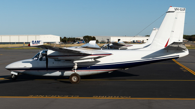 VH-UJI - Aero Commander 500S - General Aviation Maintenance (GAM)
