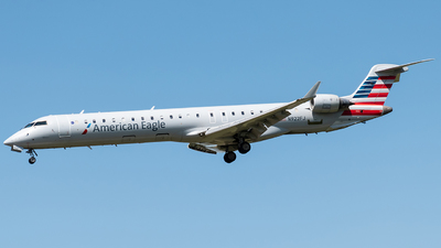 A picture of N922FJ - Mitsubishi CRJ900ER - American Airlines - © Twin Cities Spotter