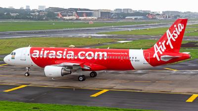VT-BKK - Airbus A320-214 - AirAsia India