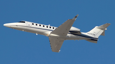 N353K - Bombardier Learjet 75 - Private