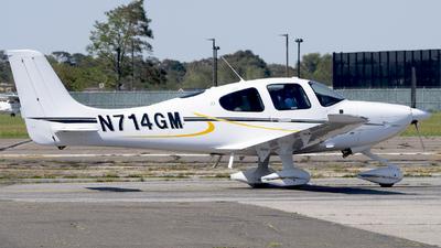 N714GM - Cirrus SR20-G6 - Nassau Flyers