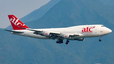 A picture of ERBAM - Boeing 747409(BDSF) - Aerotranscargo - © Jayden Fu