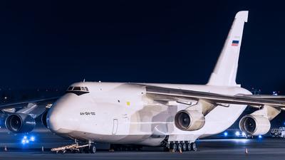 RA-82042 - Antonov An-124-100 Ruslan - Aviacon Zitotrans