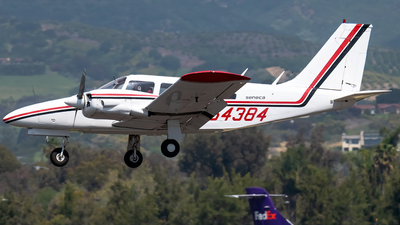 A picture of N54384 - Piper PA34200 - [347450059] - © Ricky Teteris