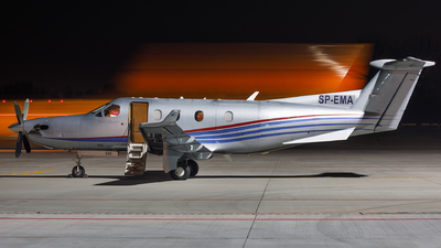 SP-EMA - Pilatus PC-12/45 - Private