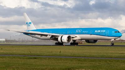 PH-BVC - Boeing 777-306ER - KLM Asia