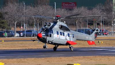 HB-ZKN - Aérospatiale AS 332C1 Super Puma - Eagle Helicopter