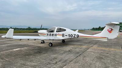 B-10Z9 - Diamond DA-40NG Diamond Star - LongHao Air Training School