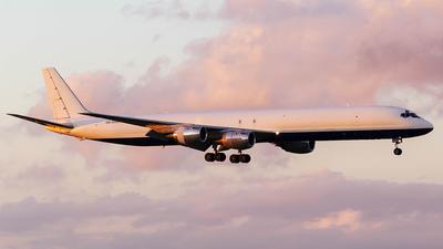 OB-2059-P - Douglas DC-8-73(F) - Skybus Jet Cargo