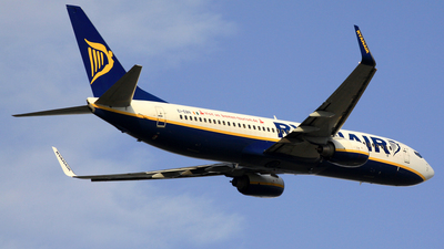 EI-EBN - Boeing 737-8AS - Ryanair