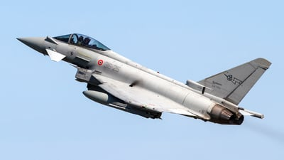 MM7302 - Eurofighter Typhoon EF2000 - Italy - Air Force