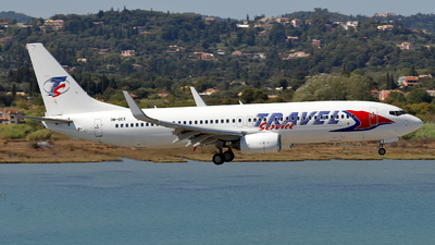 OM-GEX - Boeing 737-8AS - Travel Service