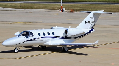 I-MLMU - Cessna 525 CitationJet M2 - Private