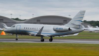 VP-BRA - Dassault Falcon 2000EX - Private