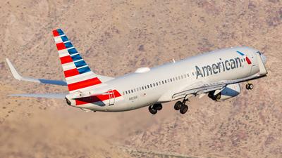 N903AN - Boeing 737-823 - American Airlines