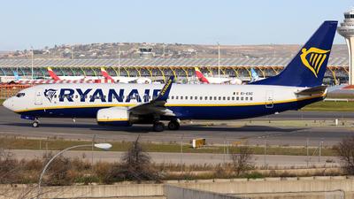 A picture of EIEGC - Boeing 7378AS - Ryanair - © J.M.Carballo