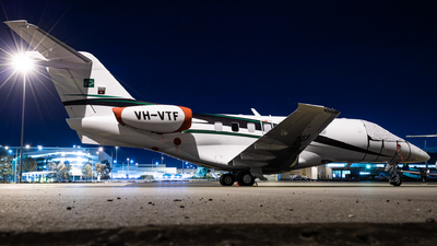 A picture of VHVTF - Pilatus PC24 - [183] - © TommyNG