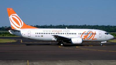 PR-GLJ - Boeing 737-322 - GOL Linhas Aéreas