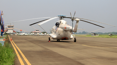 EX-08032 - Mil Mi-8MTV-1 - BNPB - Indonesian National Board for Disaster Management
