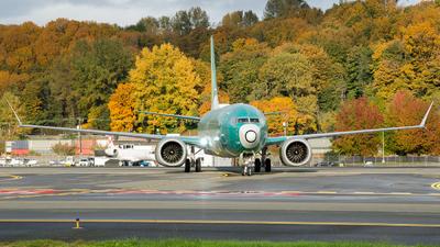 N1798B - Boeing 737-8 MAX - Boeing Company