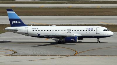 N503JB - Airbus A320-232 - jetBlue Airways