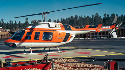 N5745Y - Bell 206L-1 LongRanger - Papillon Grand Canyon Helicopters