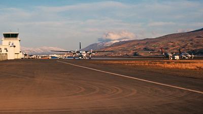BIAR - Airport - Ramp