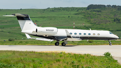 N1932P - Gulfstream G550 - Private