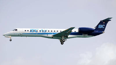 N241BC - Embraer ERJ-145EP - IBC Airways