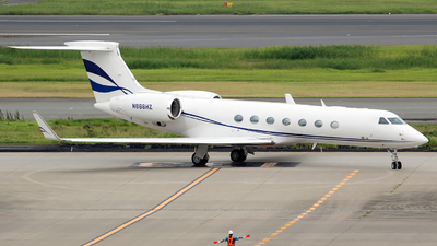 N888HZ - Gulfstream G550 - Private