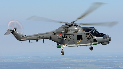 83-10 - Westland Sea Lynx Mk.88A - Germany - Navy