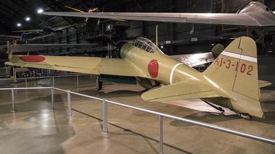 11593 - Mitsubishi A6M2 Zero - Japan - Imperial Japanese Navy (IJN)