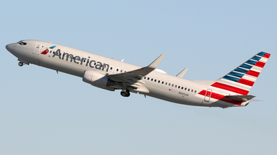 A picture of N960AN - Boeing 737823 - American Airlines - © Stig Rokkones