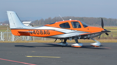 N408AG - Cirrus SR22T - Private