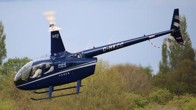 G-HKCC - Robinson R66 Turbine - HQ Aviation