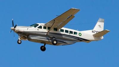 N710EX - Cessna 208B Grand Caravan EX - Textron Aviation