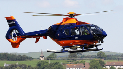 G-GLAA - Eurocopter EC 135T2+ - PDG Helicopters