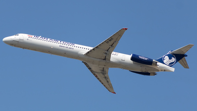 EP-MDE - McDonnell Douglas MD-82 - Iran Air Tour