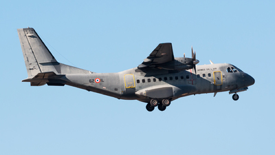 129 - CASA CN-235M-200 - France - Air Force