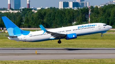 A picture of VPBPL - Boeing 7378AL - Pobeda - © Alexander Lebedev