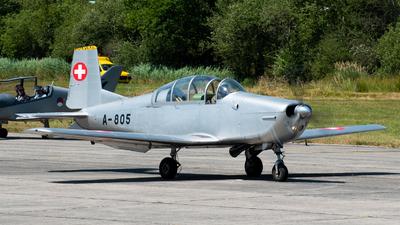 F-AZHG - Pilatus P-3-03 - Private