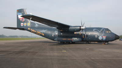 50-85 - Transall C-160D - Germany - Air Force