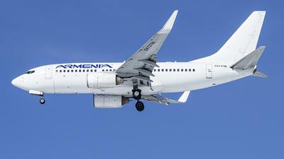 EK73786 - Boeing 737-7CT - Armenia Aircompany
