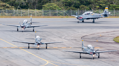 FAC3106 - Embraer A-29B Super Tucano - Colombia - Air Force