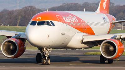 OE-LKG - Airbus A319-111 - easyJet Europe