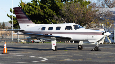 N117KR - Piper PA-46-350P Malibu Mirage - Private