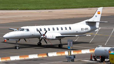 EC-GPS - Fairchild SA227-AC Metro III - Euro Continental Air